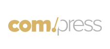 "logo czasopisma ""Com.press"""